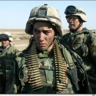 Iraq US troops