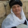 Elderly Kurdish