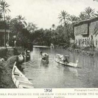 baghdad in history