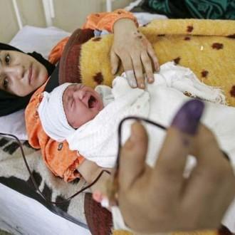 newly born voting