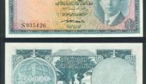 An iraqi dinars 1948
