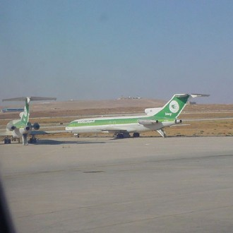 Iraqi airplane