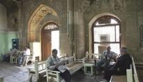 Iraqi cafe