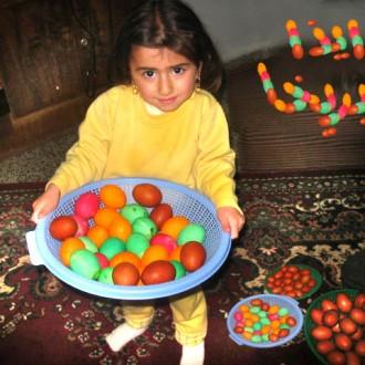 Christian Iraqi girl