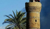 Old tower in Kirkuk