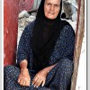 Iraqi old woman