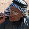 Village elder in Iraq