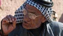Village elder in Iraq