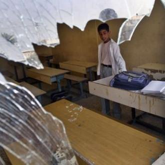 Iraqi student