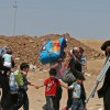 Iraqis have fled their homes
