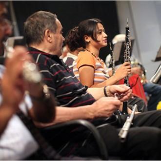 Iraqi orchestra
