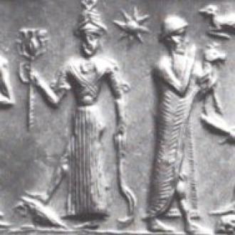 Babylonian Ishtar represents
