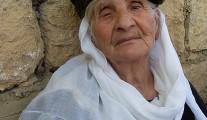 Elderly Kurdish