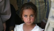 Girl from Iraq