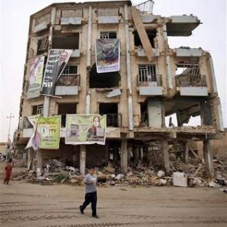 Iraqi Election in Ramadi