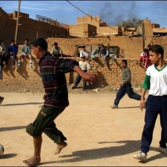iraqi football