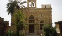 Syrian Catholic church , Basra