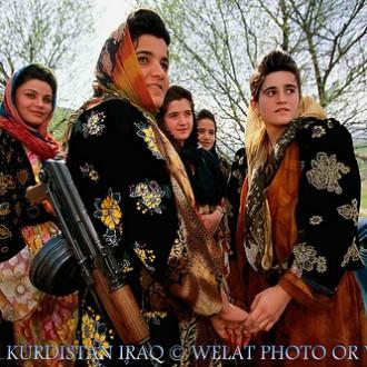 kurdish women in north of iraq