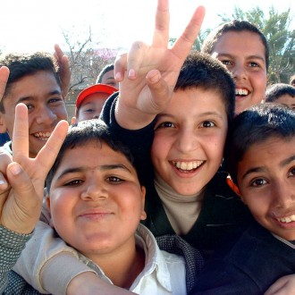 children from war
